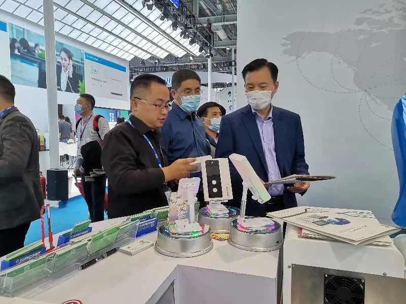 热烈祝贺九陆生物参加第83届中国国际医疗器械博